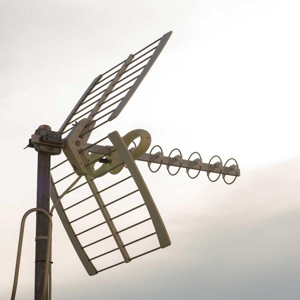 Digitale Terrestre DVB T2 Antenne Antennistica Wifi Service Conegliano Antennista