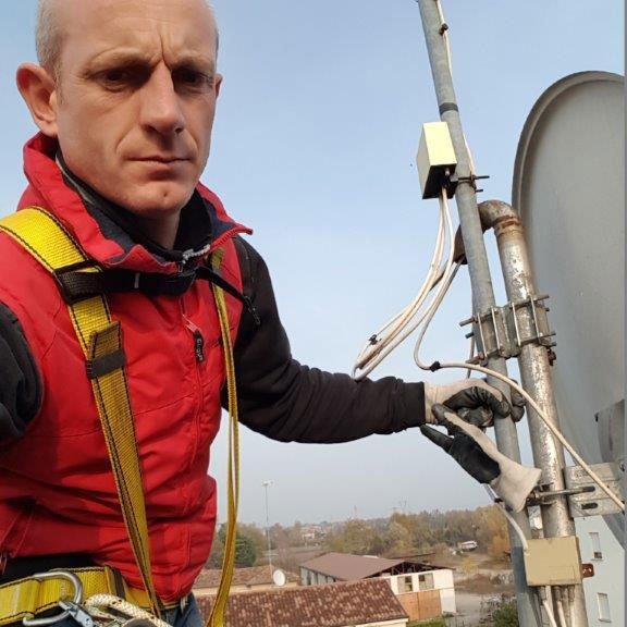 Satellite Wifi Service Conegliano Satellitare Antennistica