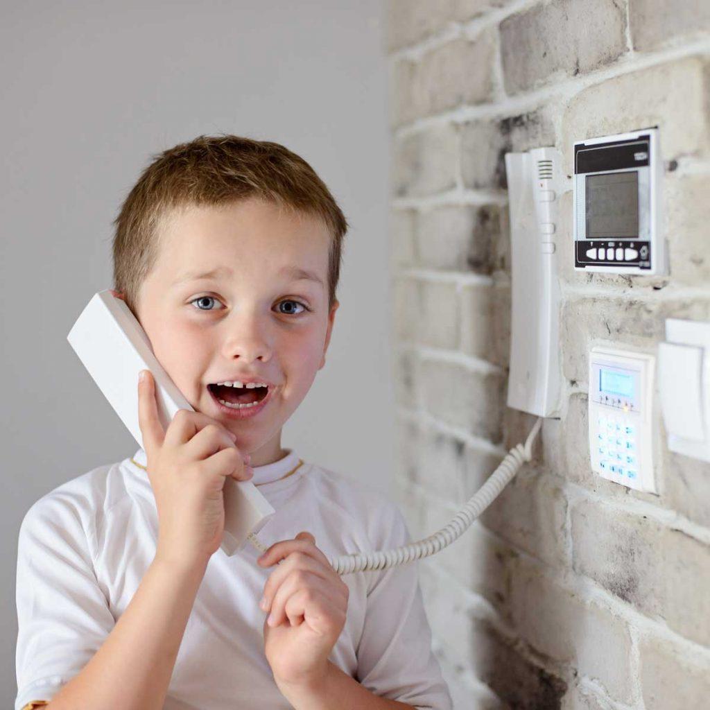 Videocitofono Smart Home Wifi Service Conegliano Sicurezza